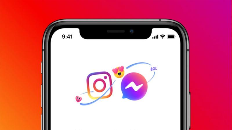 Cách để bạn hợp nhất tính năng chat trên Instagram và Messenger