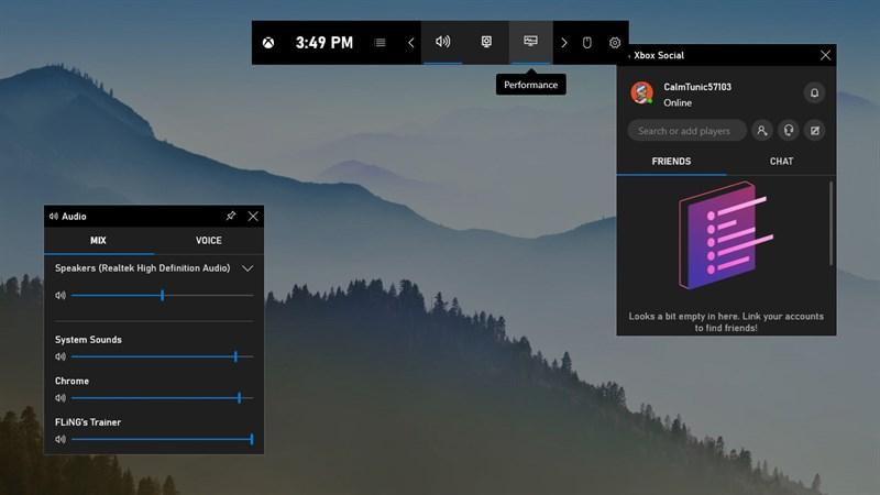 Mẹo làm đẹp cho màn hình Desktop của bạn bằng bảng hiệu suất máy tính cực ngầu