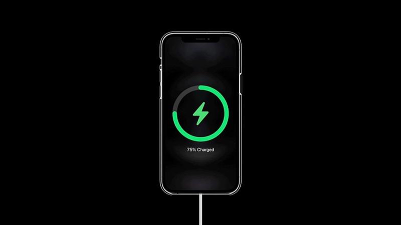 Tạo hoạt ảnh độc đáo khi sạc Pin cho iPhone cực kỳ đơn giản