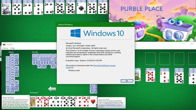 """Hướng dẫn cách cài đặt những tựa game """"huyền thoại"""" trên Windows 7 lên Windows 10"""
