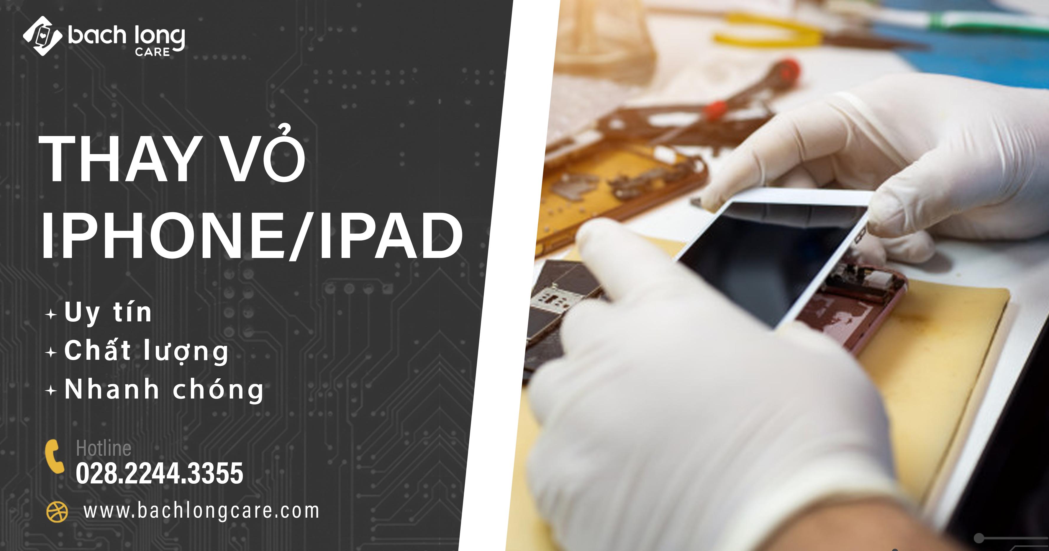 Thay vỏ iPhone/iPad : Làm mới thiết bị của bạn trong một nốt nhạc